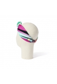 HEADBAND ESCALE PRINTED FOREST
