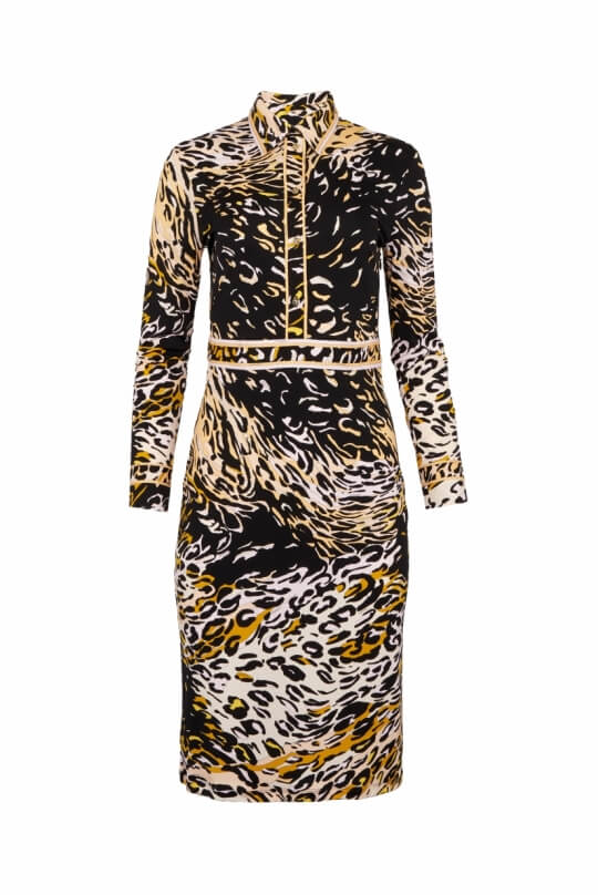 SHIRT STYLE SHORT DRESS GODDESS
