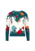 PULL COL ROND MANCHES LONGUES OVALE