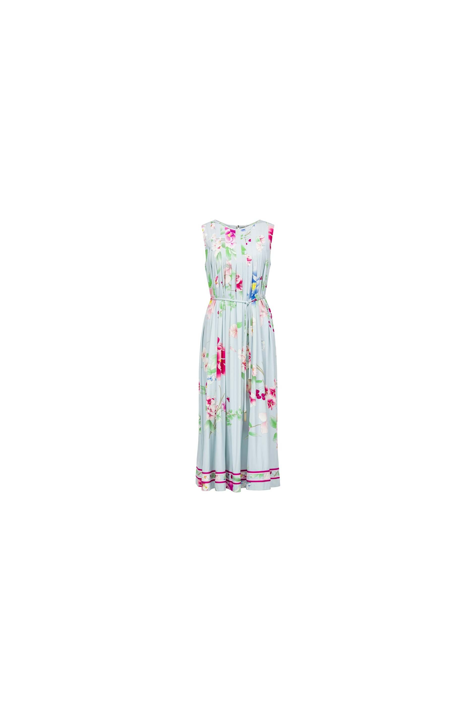 MYRTILLE long dress