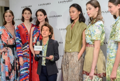Hong Kong celebrates 60 years of Leonard